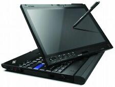 Ultrabook Lenovo ThinkPad Laptop X201 Tablet Core i7 4GB 500GB HDD Windows 10