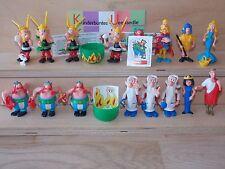 Steckfiguren Asterix   EU 1991  Komplettsatz + 1 BPZ + 2 AaF