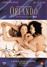 Orlando,1993 (DVD,All,Sealed,New) Billy Zane, Tilda Swinton