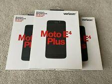 Motorola Moto E4 Plus - 16 GB - 4 GB - Iron Gray (MOTXT1774PP) (Verizone 4G)