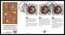 Nations Unies (Série les droits de l'homme) 1991 FDC - 5