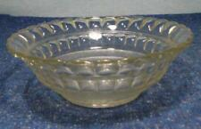 Bowl Clear Depression Glass