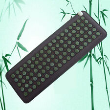 Home care Natural Jade Tourmaline Stones Infrared Mattress Heating Mat 220V only