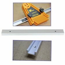 """12"""" Inch 300mm T-tracks T-slot Miter Track Jig Fixture Slot For Router Table New"""