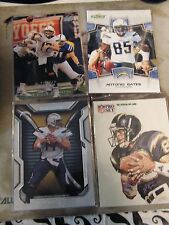 San Diego Chargers 190-200 Cards Team Lot of Stars & Commons NFL Football