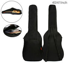 "40"" 41"" Acoustic Guitar Gig Bag Backpack Double Straps Padded Guitar Soft Case"