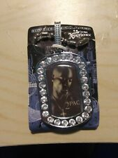 2Pac Tupac Shakur Bling Necklace 2007 Hip Hop Legend