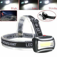 2000LM Rechargeable LED Headlamp Headlight Flashlight Head Light Durable Lamp