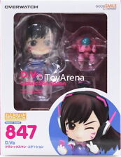 Nendoroid #847 D.Va Classic Skin Edition Overwatch IN STOCK USA READY TO SHIP
