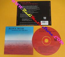 CD NOVA MOB Admiral of the sea 1991 Us ROUGH TRADE R267-2  no lp mc dvd (CS1)