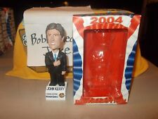 NIB 2004 PRESIDENTIAL JOHN KERRY CHARLESTON RIVER DOGS BOBBLEHEAD SGA