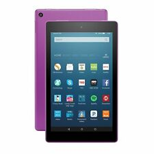 "All-New Fire HD 8 Tablet, 8"", Wi-Fi, 32 GB - Includes Special Offers,- Magenta"