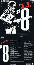 """J. J. Cale """"# 8"""" von 1983! con """"Trouble in the city """"y """"Reality """"! Flamante CD"""