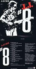 """J.j. Cale """"# 8"""" De 1983! Con """"Trouble en the city"""" y """"Reality""""! A estrenar CD"""