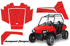 AMR Racing Polaris RZR 170 Decal Graphic Kit UTV Accessories All Years DFLAME RD