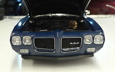 "1/18 GMP 1970 Pontiac GTO ""Judge""  #8044 in Atoll Blue"