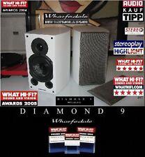 "Wharfedale Diamond 9.1 NEU 2xWHAT-HIFI ""AWARD WINNER"" 4 Farben >jetzt auch Weiß!"