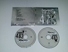 CD + DVD  Tokio Hotel - Zimmer 483  12.Tracks  2007  12/15