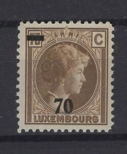 LUXEMBOURG, STAMPS, 1935 Mi. 265 **