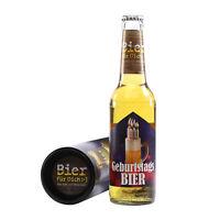0,33 l Pilsbier als Geburtstagsgeschenk, Biergeschenk für Männer, Pils