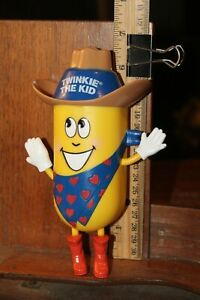 Twinkie The Kid Cowboy Figure Hostess Cake Case 2001