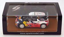SPARK S3309 - Citröen DS3 WRC #2 (Sebastian Ogier) 1st Rally Jordan 2011 - 1:43