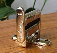 """hartmann® , PATENTED (PAT.PEND.)"" chromed metal hanger bracket, 7-place insert"