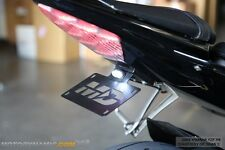 2008-2016 Yamaha YZF R6 YZFR6 Fender Eliminator Kit w/ LED License Plate Light