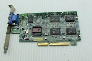 1998 STB Permedia2 GLyder Max2 AGP Graphics Card 8MB AGP 1X