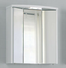 Pelipal Badmöbel > MINIMO / SMALL > LED - 3D Spiegelschrank 55 cm in weiß