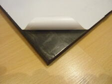 ONE LARGE 340 x 250 x 12mm Motorcycle Bum Stop Seat Foam Race Car Rally Trials