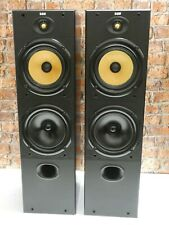 Pair Bowers & Wilkins B&W DM603 Bi-Wire High Quality Floorstanding Loudspeakers