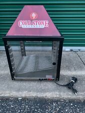 Cold Stone Creamery Ice Cream Display Cabinet, Great Advertising, Works Good!