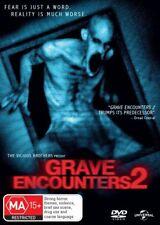 Horror Movie - Grave Encounters 2 (DVD) Ex Rental Movie