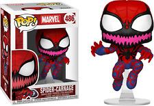 Spider-Man - Spider-Carnage US Exclusive Pop! Vinyl - FUNKO New