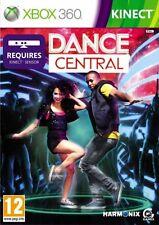 JEU XBOX 360 KINECT DANCE CENTRAL - COMME NEUF - A SAISIR FAIRE OFFRE DE PRIX