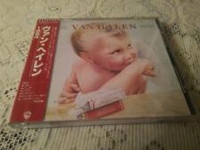 """Van Halen """"1984"""" Japan Target CD w OBI 32XD-313"""