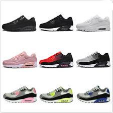 Kinder Sportschuhe Schuhe für Jungen und Mädchen Air Sneakers Schwarz Blau  Rot