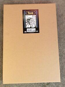 Walter Simonson's THOR The Return of Beta Ray Bill Artist's Edition Hardcover