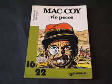 COLLECTION 16/22 N°113 MAC COY RIO PECOS 1981