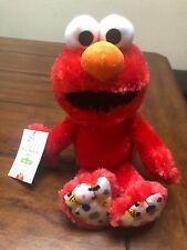 Isaac Mizrahi Loves Sesame Street Elmo Plush Doll Macy's, 18+ Months, NWT, NIB
