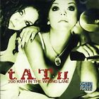 t.A.T.u. 200 km/h in the wrong lane (2002) [CD]