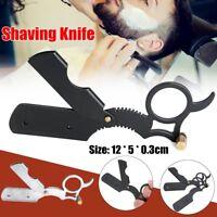 Barber Salon Straight Cut Throat Wet Stainless Steel Shaving Knife Beard Razor