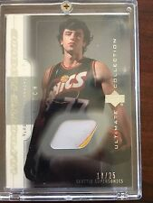 2001-02 Ultimate Collection Rookie RC Auto Patch 14/25 Vladimir Radmanovic