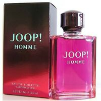 PROFUMO UOMO POUR MAN MEN JOOP HOMME 125ML EDT 4.2 OZ 125 ML EAU DE TOILETTE