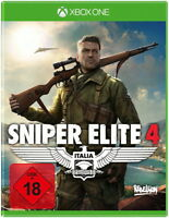 Sniper Elite 4 - Italia (Microsoft Xbox One, 2017)