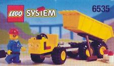 Lego Città   6535    Dumper (1995) Visita il mio Negozio