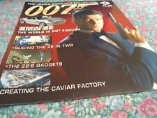 JAMES BOND 007 CAR COLLECTION - BMW Z8 - The World Is Not Enough  Sealed+Mag