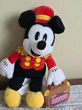 "New listing Mickey Mouse Resort Bellhop Disney Coronado Springs 10"" Euc"