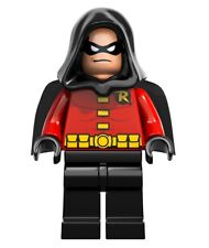LEGO DC Super Heroes - Robin Minifigure - From #10937 Arkham Asylum Breakout